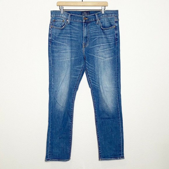 Lucky Brand Other - Lucky Brand Medium Wash 410 Athletic Slim Fit Jean